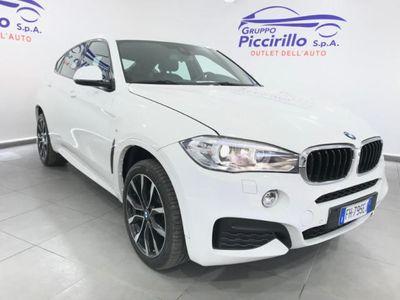 usata BMW X6 M xDrive30d 258CV Msport