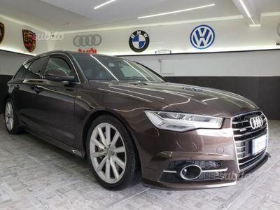 brugt Audi A6 326cv iperfull permute garanzia