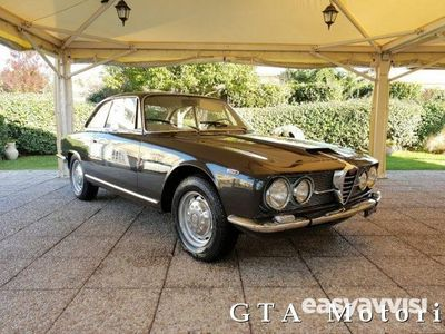gebraucht Alfa Romeo 2600 sprintbertone unico proprietario benzina