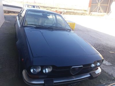usado Alfa Romeo Alfetta GT/GTV - Anni 70