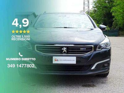 usata Peugeot 508 BlueHDi 180 EAT6 S&S SW Allure