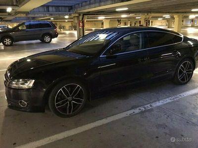 usata Audi A5 Sportback automatica 2.7 tdi v6 2011