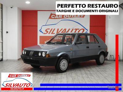 usata Fiat Ritmo 60 S 5 porte - ISCRITTA ASI CON CRSC