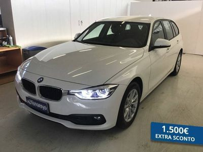usata BMW 316 SERIE 3 TOURING d touring Business Advantage auto