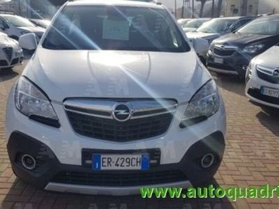 usado Opel Mokka 1.4 Turbo Ecotec 140CV 4x4 Start&Stop Ego del 2013 usata a Savona