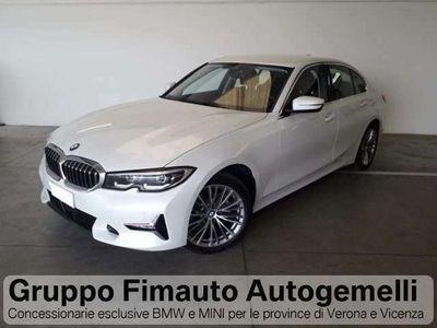 usata BMW 320 d xDrive Luxury Aut.