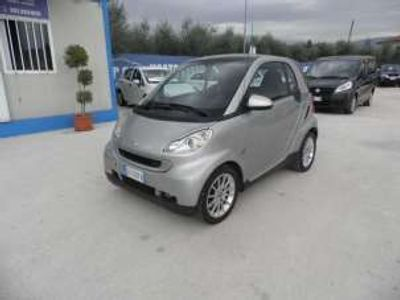 usata Smart ForTwo Coupé 1000 52 kW MHD passion Benzina