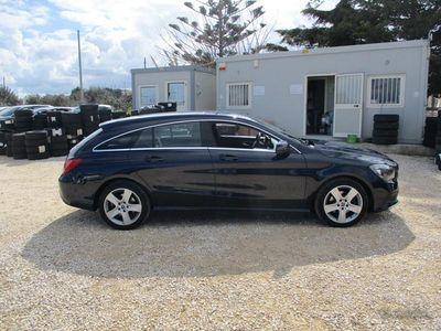 usata Mercedes CLA180 CLA 180d Automatic Busine