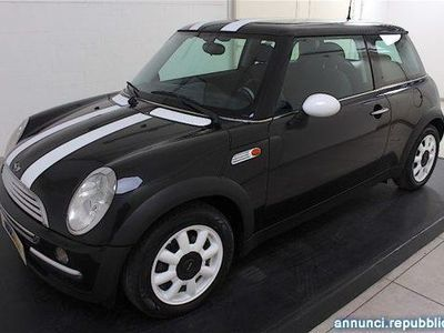 brugt Mini ONE 1.6 16Vde luxe rif. 11300820