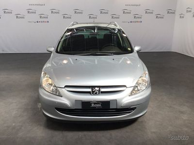 used Peugeot 307 SW 2.0 hdi