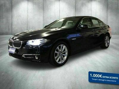 usata BMW 530 SERIE 5 BERLINA dA Luxury E6