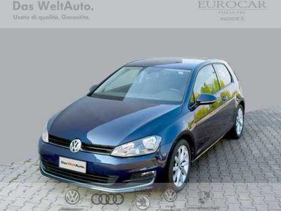 usado VW Golf 7ª serie 1.6 TDI 3p. Highline bmt