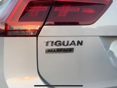 usata VW Tiguan Allspace 2.0 TDI DSG 7 Posti Advantage WhiteSilver