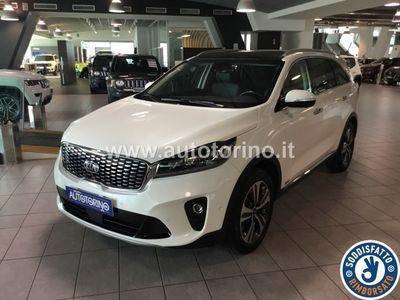 begagnad Kia Sorento SORENTO2.2 crdi Rebel Premium pack awd auto