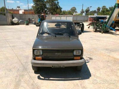 usata Fiat 126 brown