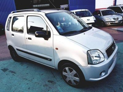 usata Suzuki Wagon R+ 1.3 ddis 16v cat gl diesel