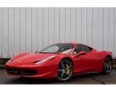 usata Ferrari 458 Italia SOSP. LED AL VOLANTE SEDILI SPORTIVI !!!!