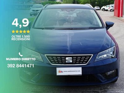begagnad Seat Leon ST 2.0 TDI 150 CV XCELLENCE