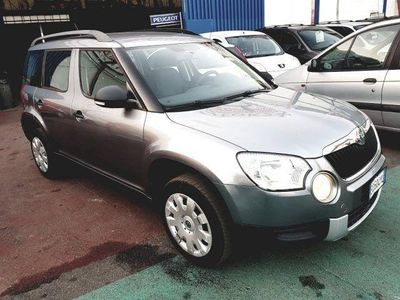 used Skoda Yeti 1.2 TSI Adventure