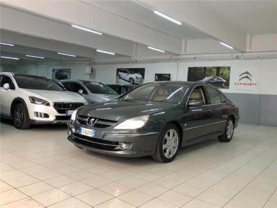 second-hand Peugeot 607 2.7 V6 24V HDi FAP aut. Avorio