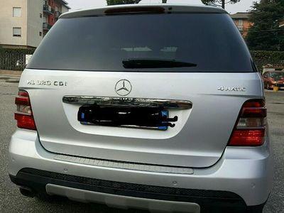usata Mercedes ML320 CDI Sport 4matic full unico prop