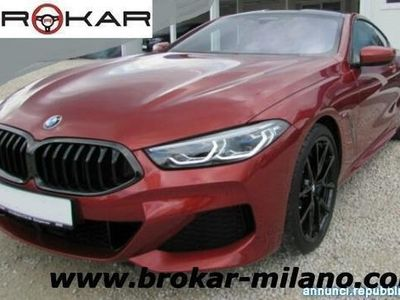usado BMW 840 d xDrive Coupé M-Sport - Sunset Orange Milano