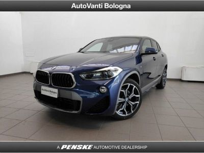 gebraucht BMW X2 sDrive18d Msport-X del 2018 usata a Granarolo dell'Emilia
