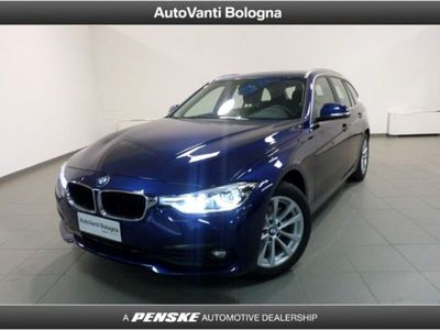 used BMW 318 Serie 3 d Tou