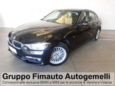 usata BMW 318 d luxury aut. diesel
