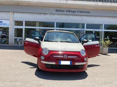 usata Fiat 500 1.3 Multijet 95 cv 2012 serie limitata