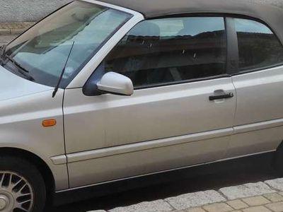 usata VW Golf Cabriolet 1.6 cat Classic
