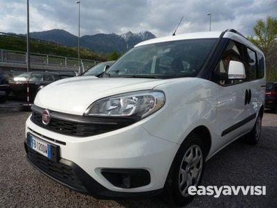 usata Fiat Doblò dobl 1.6 mjt 16v 95cv easy 7 posti diesel