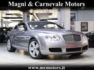 usata Bentley Continental GT- UNIPROP | UFFICIALE ITALIA | CRONOSERVICE