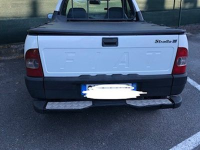 käytetty Fiat Strada 1.9 JTD pick up