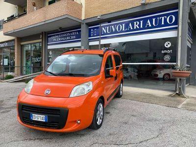 """usata Fiat Qubo 1.3 MJT 90 CV TREKKING """"GANCIO DI TRAINO"""""""