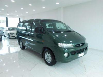 usata Hyundai H-1 2.5 TD SVX Comfort ( 7 POSTI, GANCIO TRAINO )