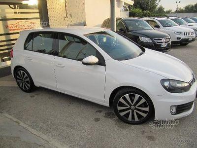 usata VW Golf GTD 2.0 170cv 2012
