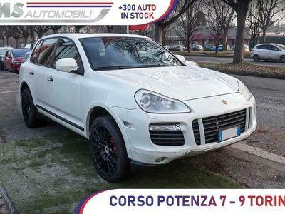 usata Porsche Cayenne Turbo Cayenne 4.8 Unicoproprietaro