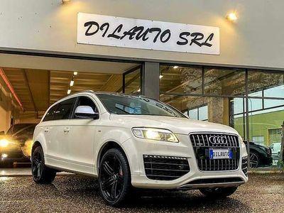usata Audi Q7 6.0 V12 TDI CARBOCERAMI 7 POSTI UNICA in ITALIA!!!