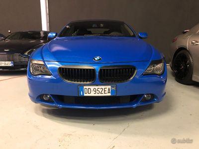 usata BMW 645 Cabriolet Serie 6 ci 2006