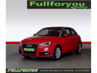 usata Audi A1 1.4 TDI ultra 2015 MANUALE XENON PDC VOLANTE MULTI
