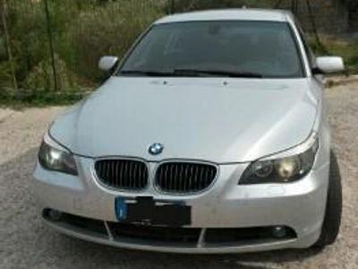 usata BMW 530 xd full optional cambio manuale