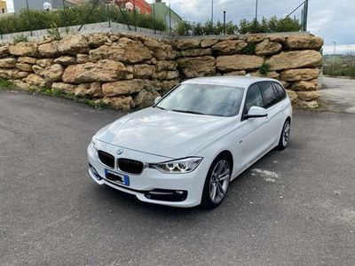 usata BMW 320 Serie 3 (F30/F31) Touring Msport