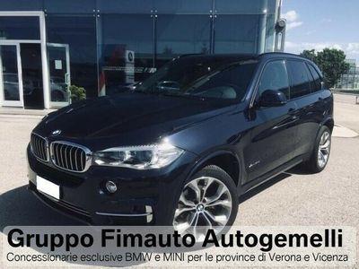 usata BMW X5 xDrive30d Luxury Aut.