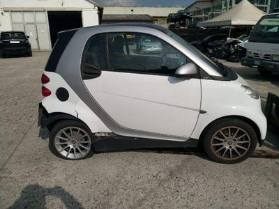 used Smart ForTwo Coupé 1000 62 kW pulse