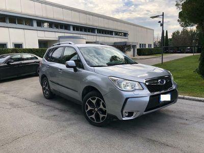 usata Subaru Forester 2.0d Lineartronic Sport