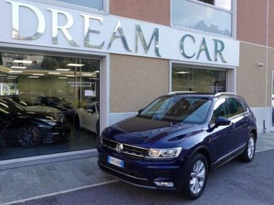 usata VW Tiguan 2.0 TDI 190 CV SCR DSG 4MOTION Executive BMT