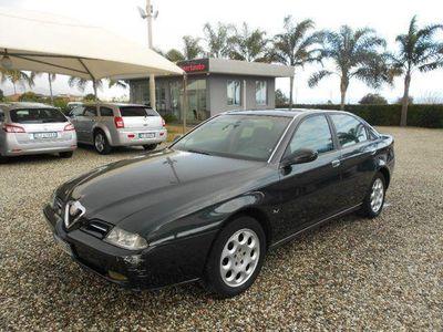 usado Alfa Romeo 166 2.4 JTD cat Distinctive