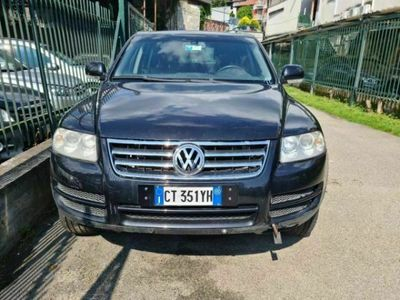 usata VW Touareg V6 TDI DPF tiptronic usato