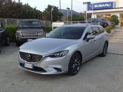 usata Mazda 6 2.2 L SKYACTIVE 175cv SW EXCEED